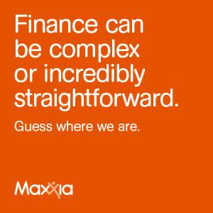 Maxxia - straightforward asset finance