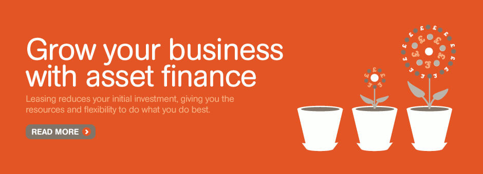 grow your business with asset finance