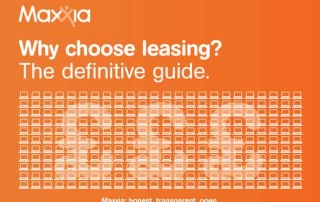 Why choose leasing: a definitive guide