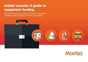 Insider secrets: A guide to equipment funding