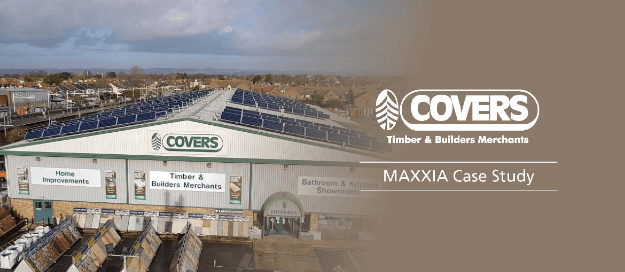 A case study about how Maxxia helped the timber and builders merchant with its fleet
