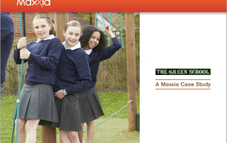 The Green School Case Study about ICT equipment leasing