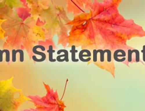 Autumn Statement 2016 | Salary Sacrifice Update