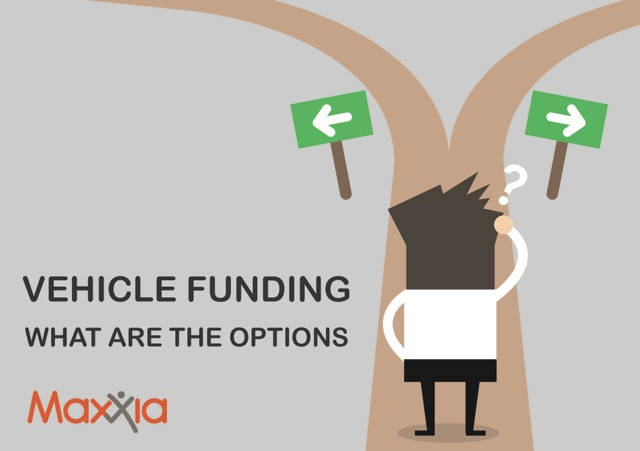 vehicle funding options