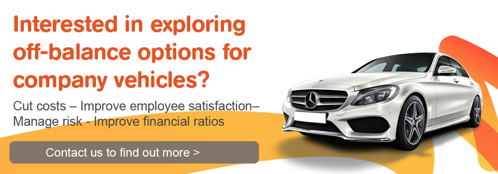 Interested in exploring off-balance options for company vehicles?