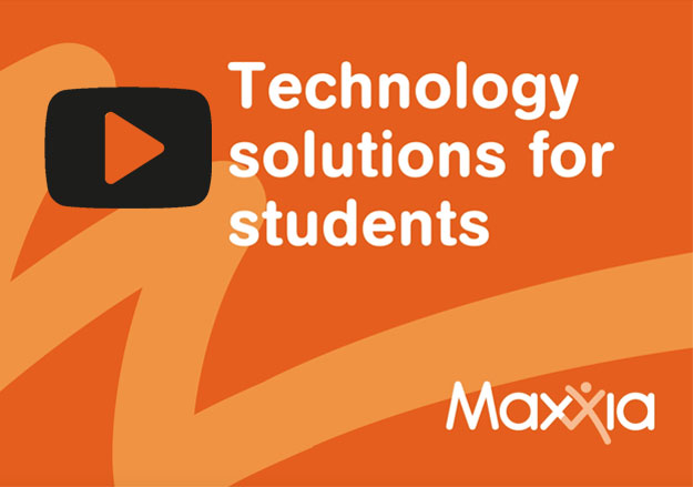 technology solutions for students video