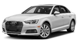 Audi A4 post canva