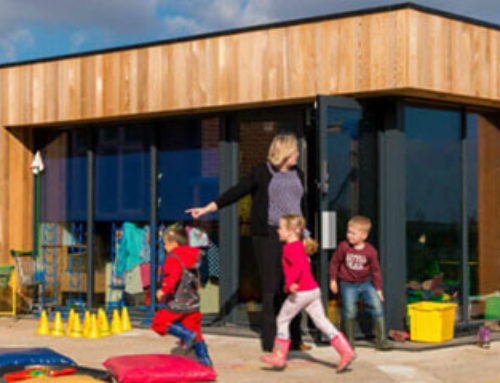Modular School Buildings: Space-Creation for Schools