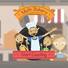 Math Bakery App