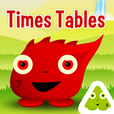 Squeebles times tables 2 App