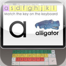 Keyboard Fun App