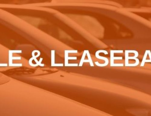Sale and Leaseback