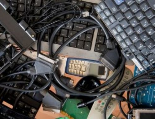 How to Manage Your Business E-Waste