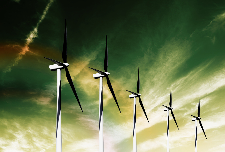 renewable energy wind farm